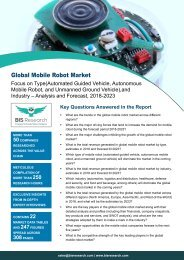 Mobile Robot Market Report