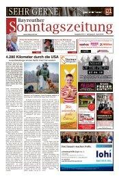 2019-04-21 Bayreuther Sonntagszeitung