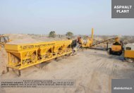 Catalog asphalt drum mix plant