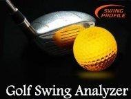 Golf Swing Analyzer   Swing Profile
