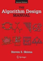 [DOWNLOAD] PDF  The Algorithm Design Manual