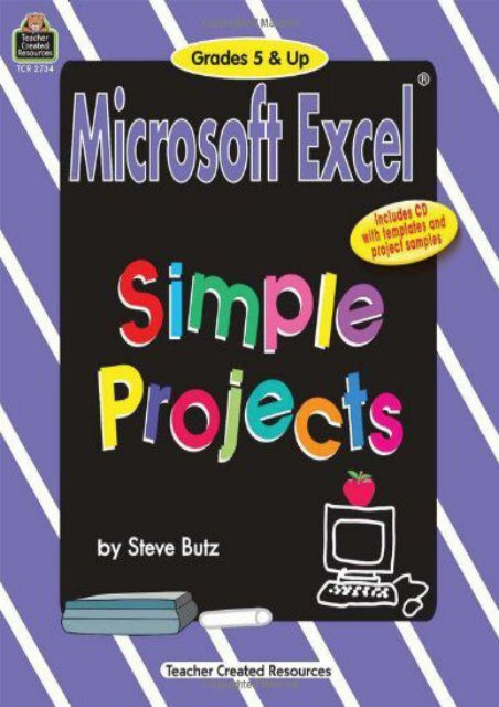 [DOWNLOAD] PDF  Microsoft Excel(r) Simple Projects Grd 5   Up