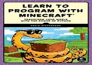 [DOWNLOAD] PDF  Learn to Program with Minecraft