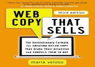 [DOWNLOAD] PDF  Web Copy That Sells: The Revolutionary Formula for Creating Killer Copy That Grabs Their Attention and Compels Them to Buy