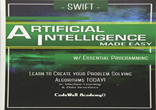 PDF] DOWNLOAD Swift Programming Artificial Intelligence