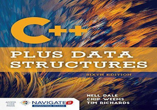 PDF] DOWNLOAD C++ Plus Data Structures