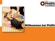 Philfit_PräsentationID