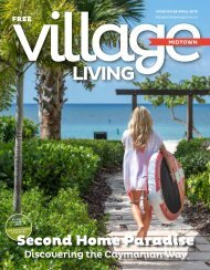Village Living Magazine, Midtown April 2019