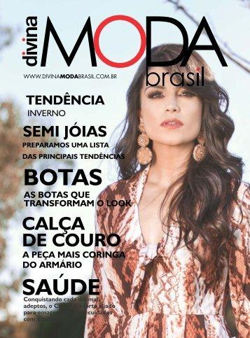 #03 Divina Moda Brasil - Revista Digital Inverno 2019