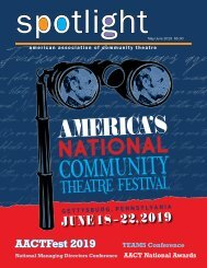 Spotlight May-June 2019