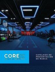 Core Health & Fitness Español Catálogo 2019