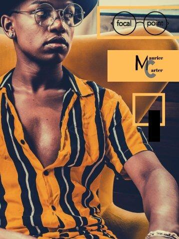 Maurice Carter Lookbook