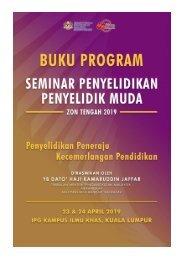 1-Buku Program Seminar Penyelidikan Penyelidik Muda Terkini