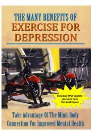 Exercise For Depression Report