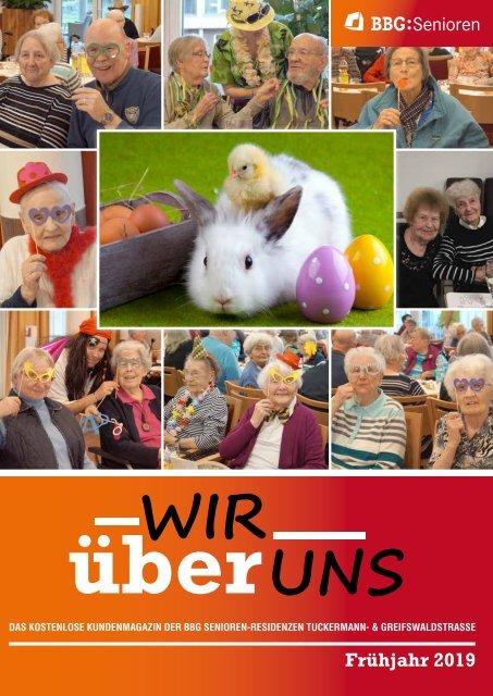 BBG Seniorenmagazin Frühjahr 2019