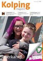 Kolpingmagazin 2-2019