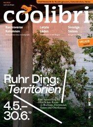 Mai 2019 - coolibri Recklinghausen, Gelsenkirchen, Herne