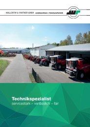 Wallentin und Partner GmbH - Ihr Technikspezialist