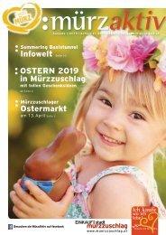 mürzaktiv Ausgabe 1/2019