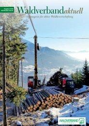Waldverband Aktuell - Ausgabe 2019-02