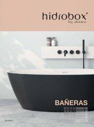 Hidrobox - Catálogo - 2018 - Bañeras