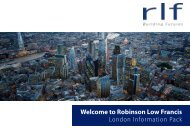 NEW DESKTOP London Office Information Pack_April 2019