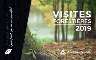 Cahier des visites forestières 2019