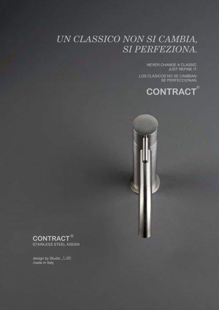 Toro Bath - Catálogo - 2018 - Colección Contract
