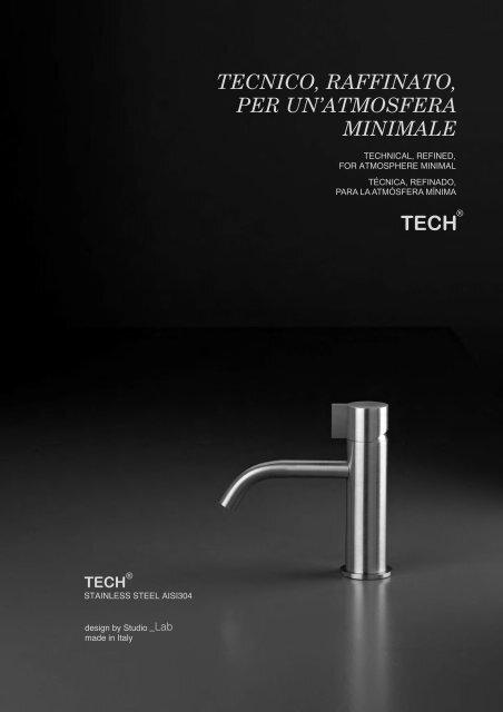 Toro Bath - Catálogo - 2018 - Colección Tech