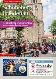 Gazette Schöneberg & Friedenau Mai 2019