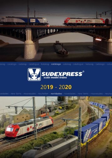Sudexpress News 2019/2020
