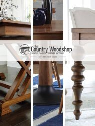 2019 The Country Woodshop Catalog