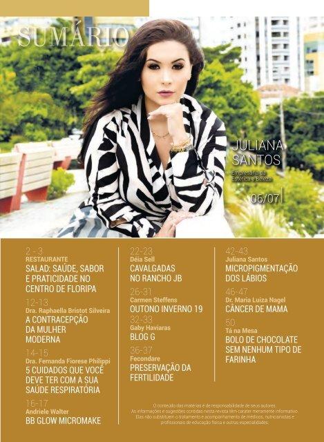 Revista Territorio Feminino ed. 8