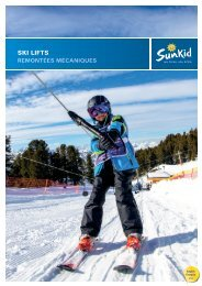 Sunkid Lifts