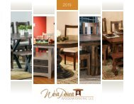 West Point Woodworking 2019 Catalog
