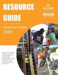 Resource Directory 2019 - Online Copy