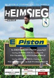 TSV Palmbach Saison 18-19 Heft 11
