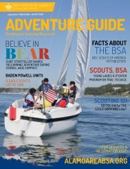Adventure Guide 2019 - Roadmap to Scouting Resources