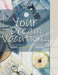 Vacation Catalog