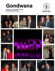 GONDWANA |AMGP POZA RICA | NO. 2| 2019