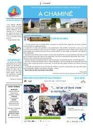 A Chaminé - Jornal do AE Trafaria - n.º 10