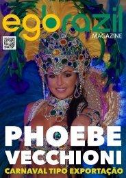Phoebe Vecchioni -  Fevereiro Carnaval 2019