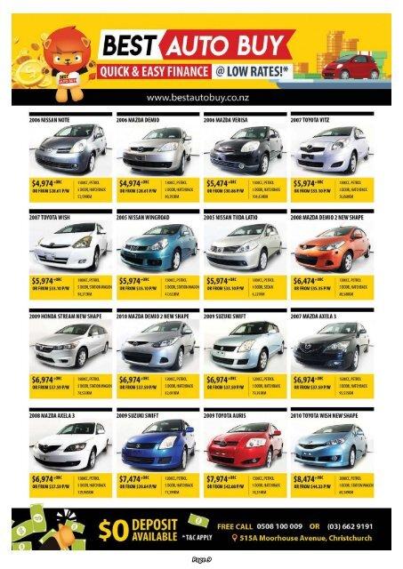 Best Motorbuys: April 26, 2019
