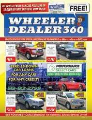 Wheeler Dealer 360 Issue 17, 2019