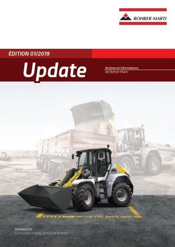 Brochure Update BM 01/2019 FR