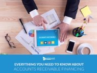 Everything you need to know about accounts receivable financing
