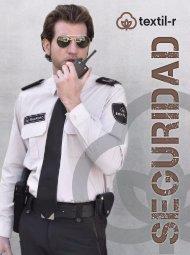 Catálogo seguridad