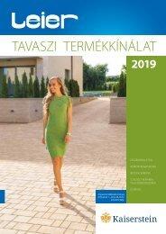 Leier tavaszi ajánlat 2019