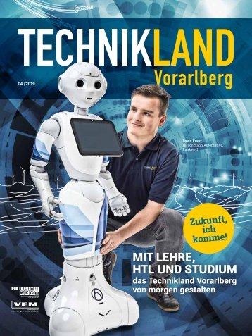 TECHNIKLAND Vorarlberg 04/2019