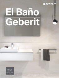 Geberit - Catálogo - baño